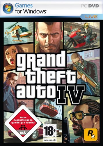 Cover: Grand Theft Auto IV-0x0008