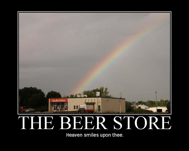 funny pictures Beerstoreokar