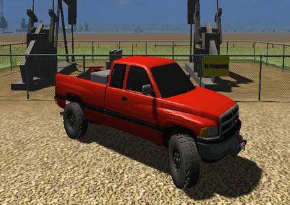 Dodge Ram Trophy Truck DiRT2 GamesMods Net Farming