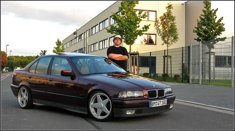 bmw 320i tuning. DrAK#39;s BMW 320i