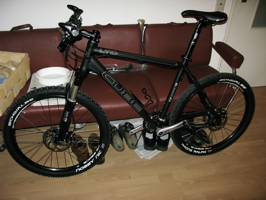 Der Mountainbike-Thread - mods.de - Forum