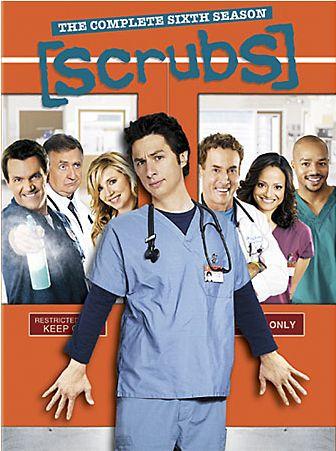 Scrubs.Die.Anfänger.Staffel6.DVDRip.Xvid Dual Language