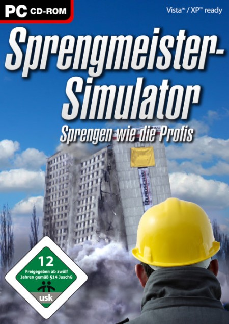 Sprengmeister Simulator 2009 DE